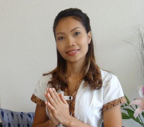 Ihr Körper ist ein Tempel! - Napaporn Suebsom - Thaimasseurin im Stadtteil Wipkingen, Zürich