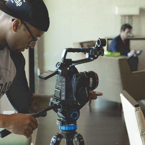 Werbe- und Imagefilme