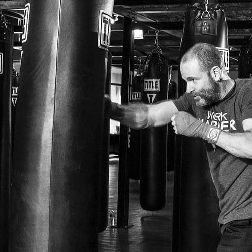 Boxen lernen oder trainieren