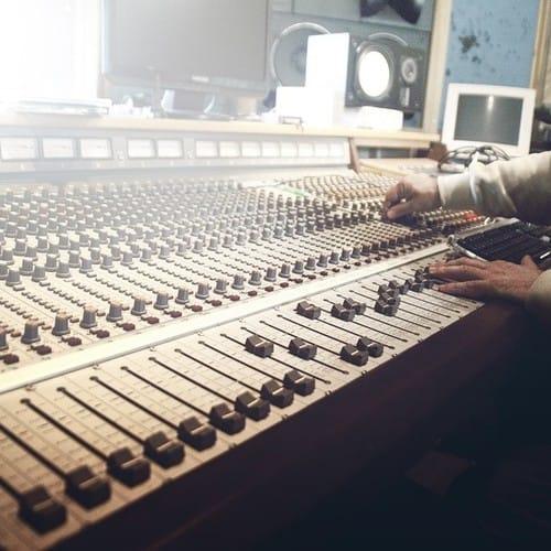 Tonaufnahmestudio mieten